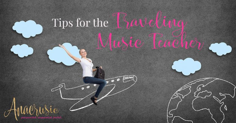 Tips for the Traveling Music Teacher