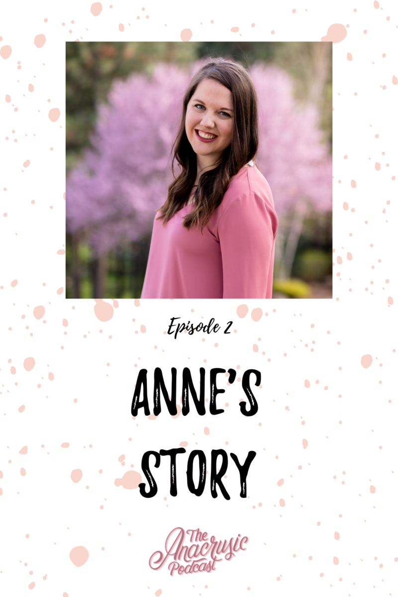 Read more about the article TAP 002: The Relaunch – Anne's Story