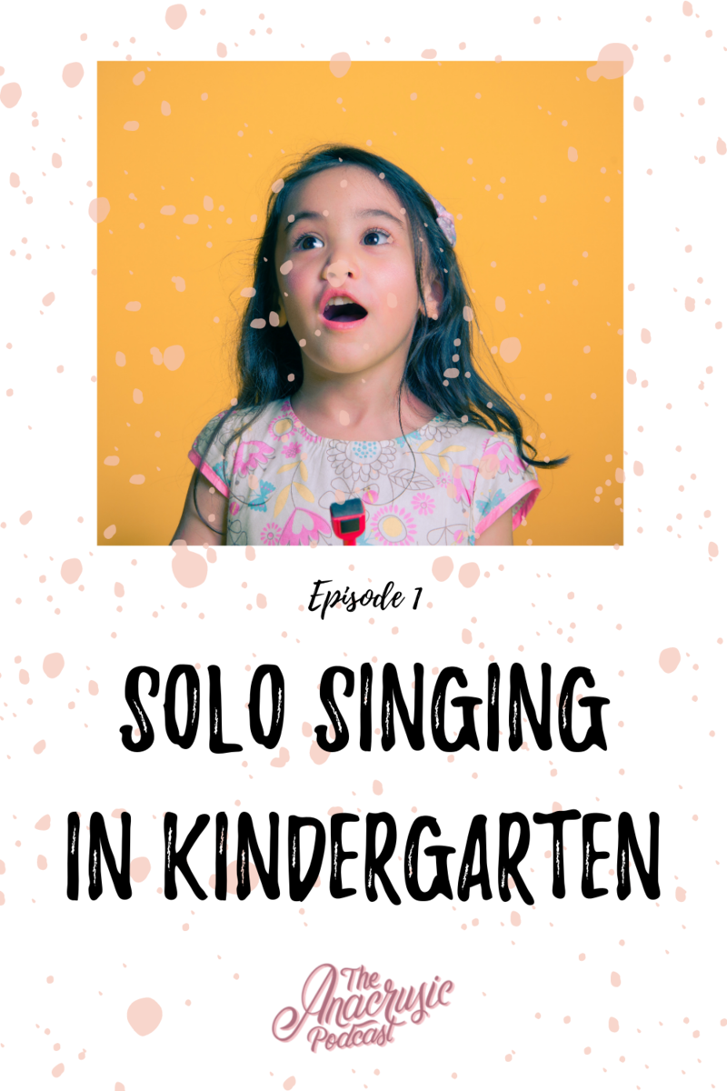 Read more about the article TAP 001: Solo Singing in Kindergarten