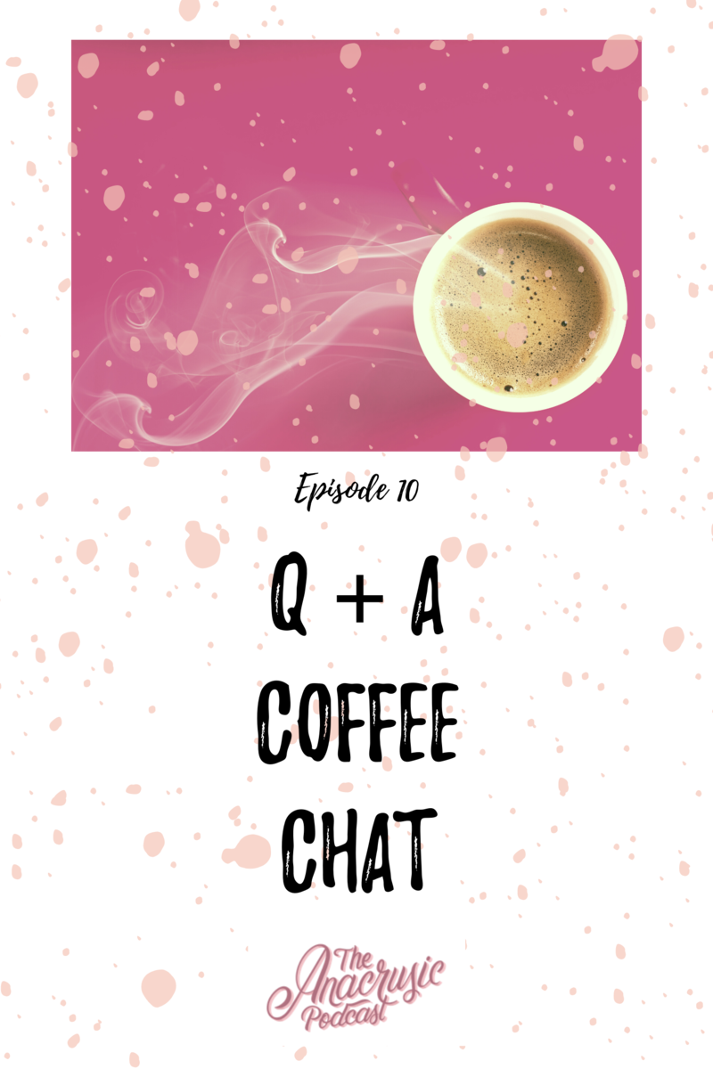 Read more about the article TAP 010 – Q&A Coffee Chat