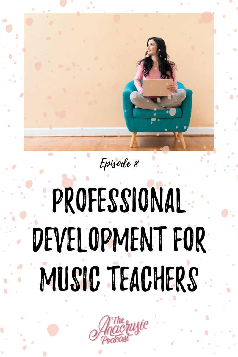 Read more about the article TAP 008 – Professional Development for Music Teachers