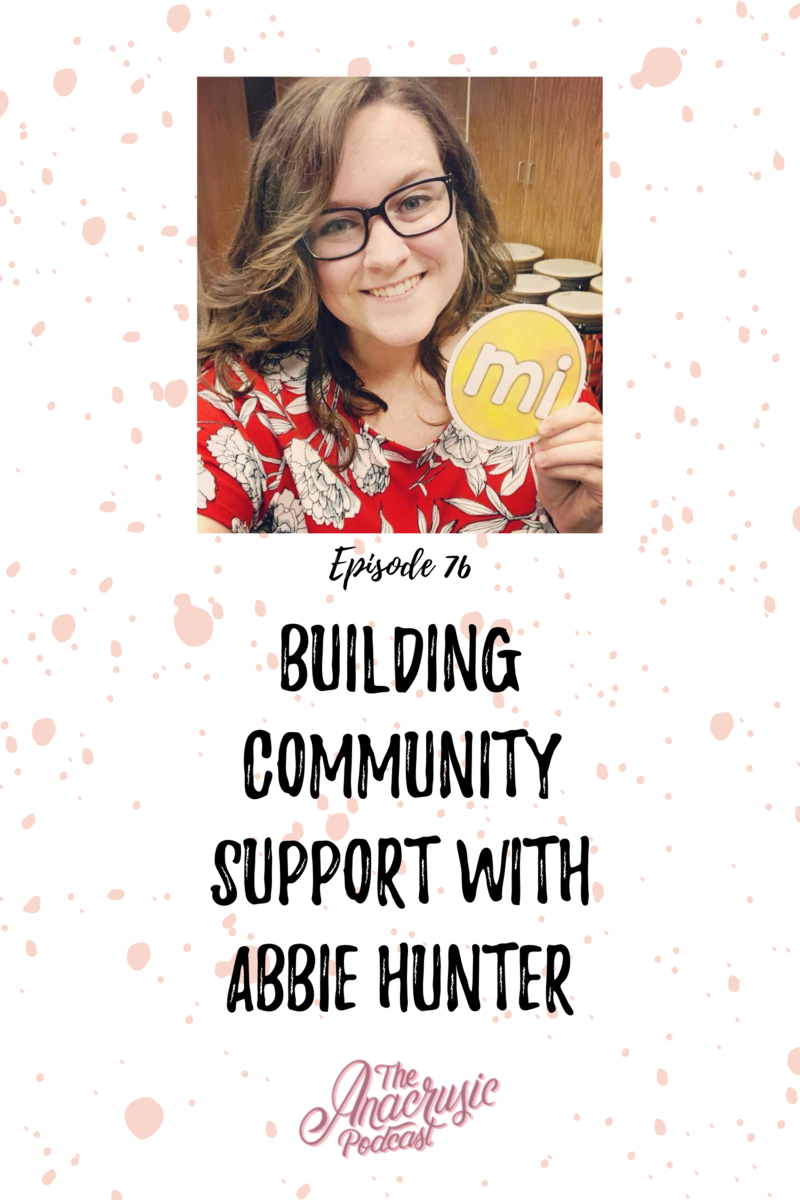 Read more about the article TAP 076 – Building Community Support with Abbie Hunter