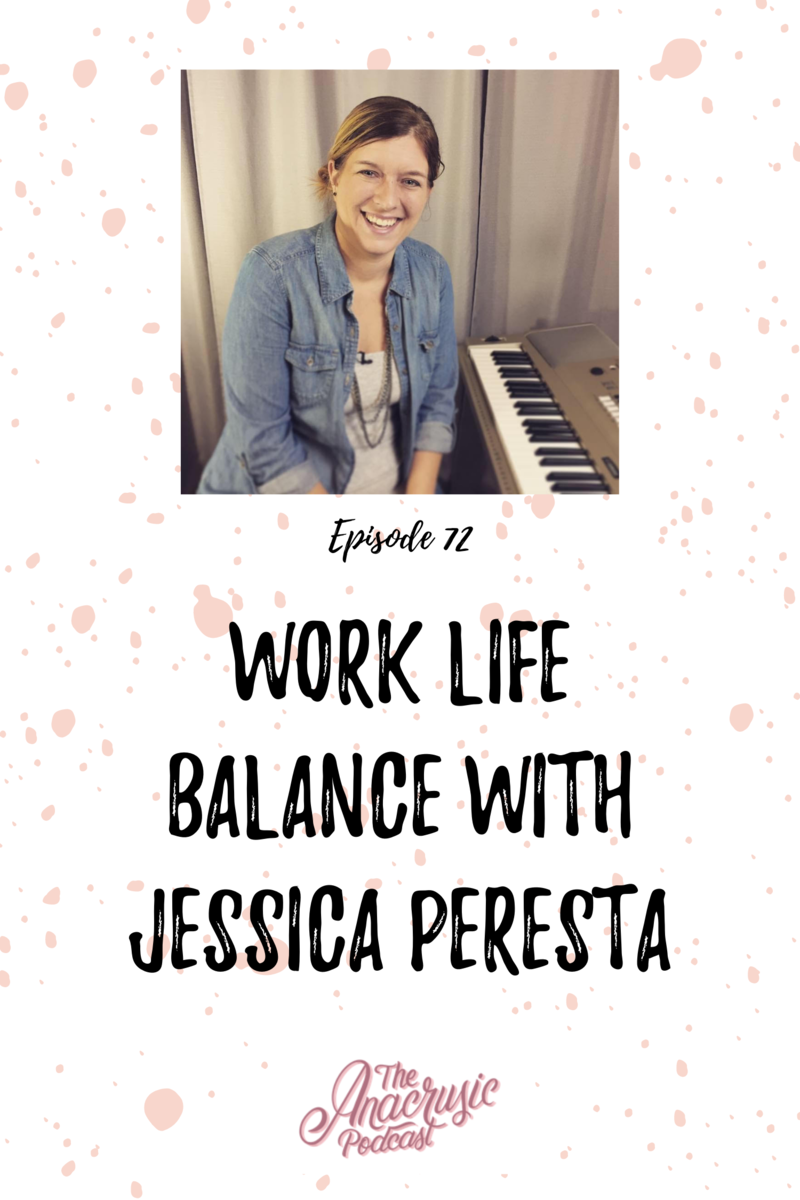 Read more about the article TAP 072 – Work-Life Balance with Jessica Peresta