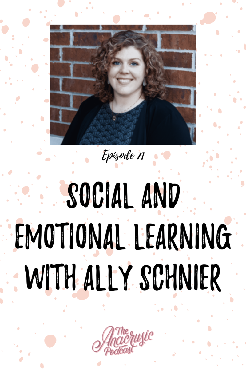 Read more about the article TAP 071 – Social and Emotional Learning with Ally Schneier