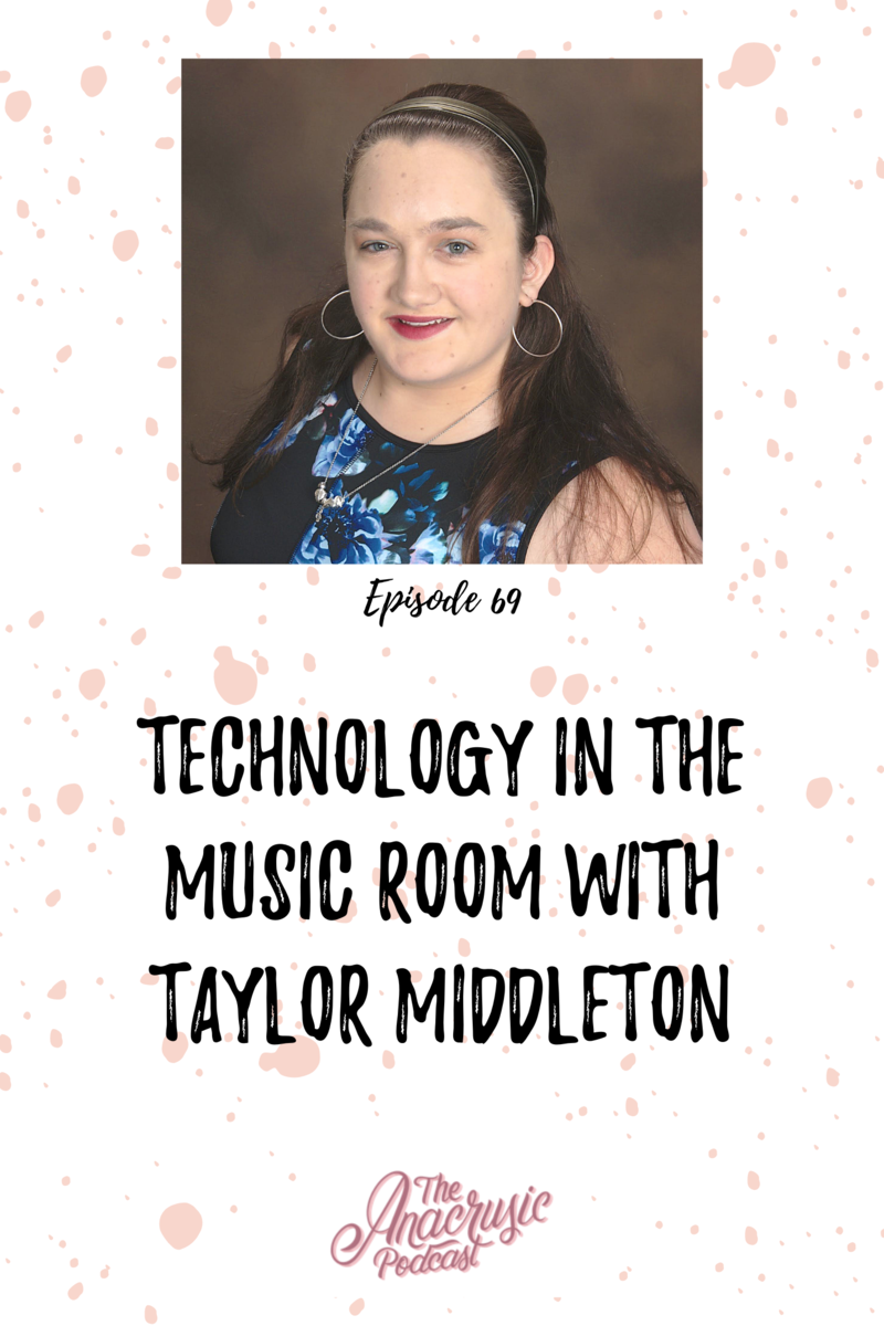 Read more about the article TAP 69 – Technology in the Music Room with Taylor Middleton