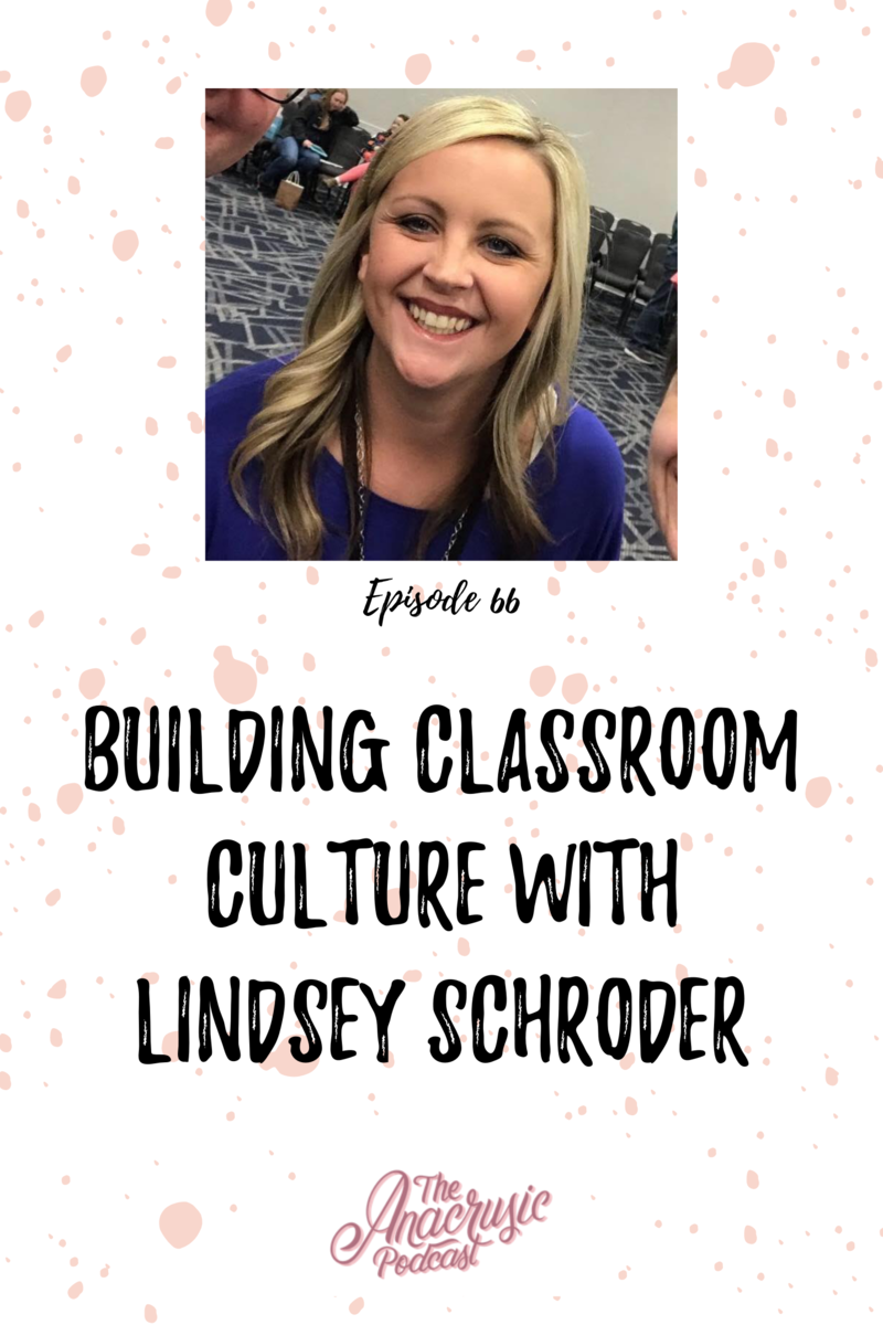 Read more about the article TAP 066 – Building Classroom Culture with Lindsey Schroder