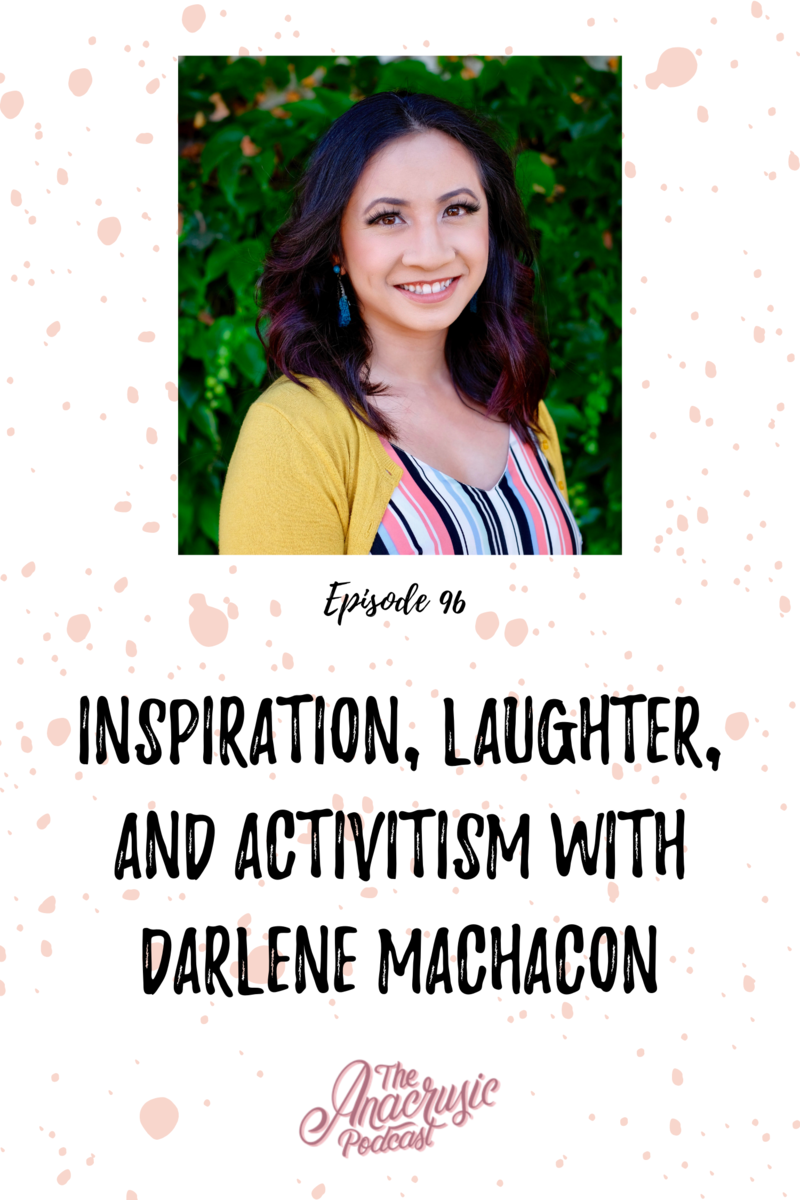Read more about the article TAP 096 – Inspiration, Laughter, & Activism with Darlene Machacon