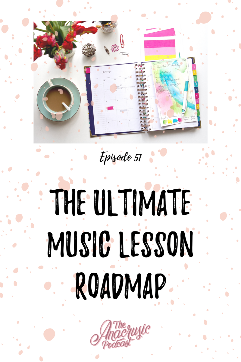 Read more about the article TAP 051 – The Ultimate Music Lesson Planning Roadmap
