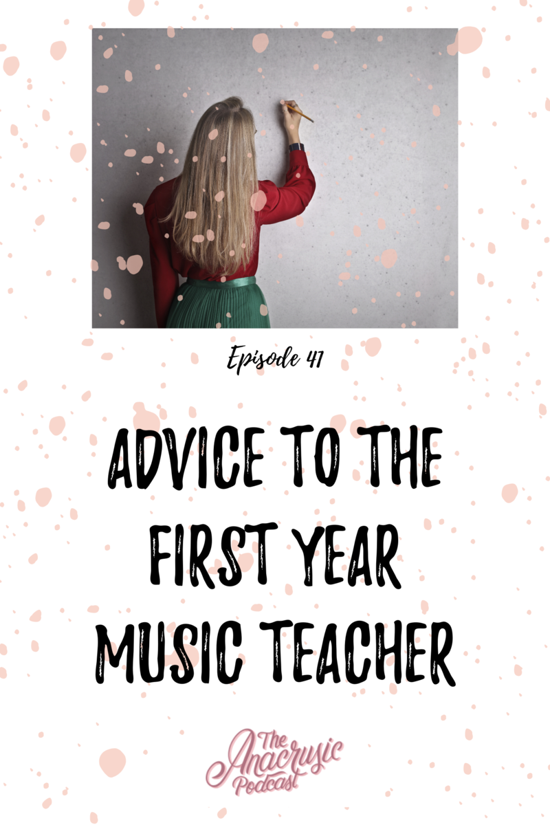 Read more about the article TAP 041 – Advice to the First Year Music Teacher