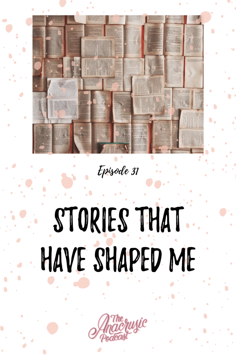 Read more about the article TAP 031 – Stories That Have Shaped Me