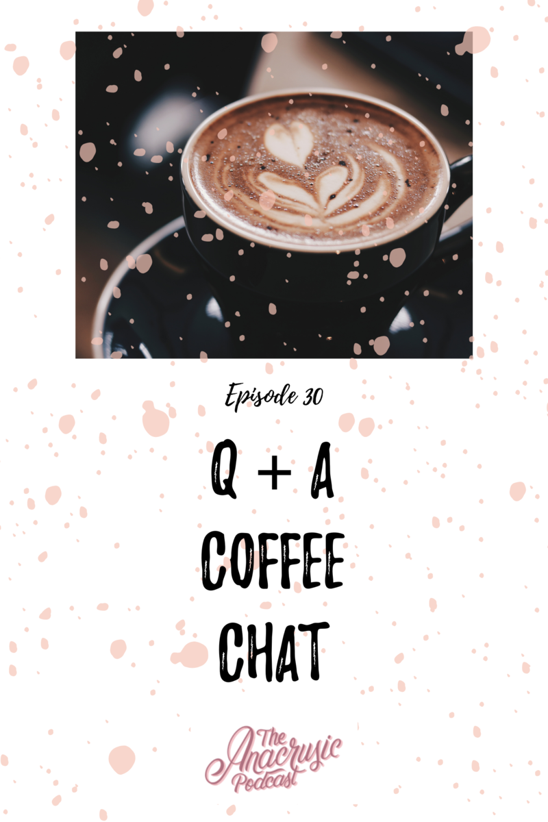 Read more about the article TAP 030: Q&A Coffee Chat