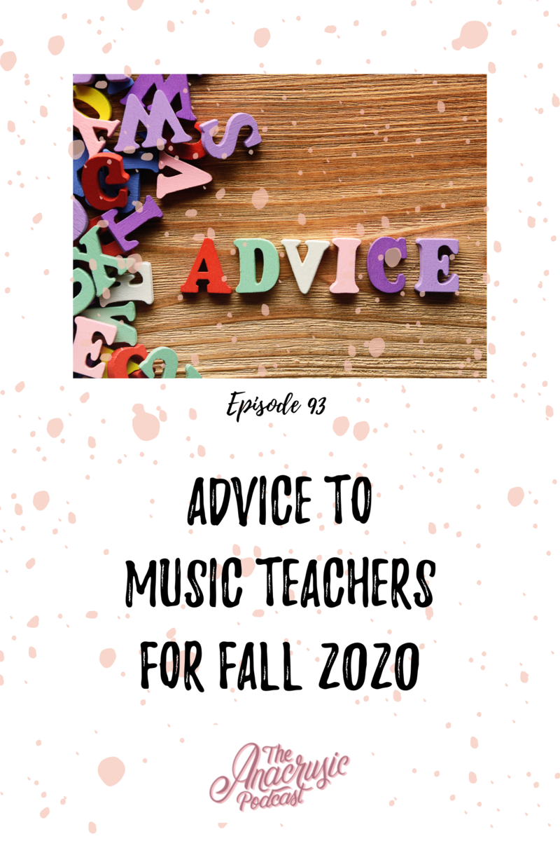 Read more about the article TAP 093 – Advice for Music Teachers for Fall 2020