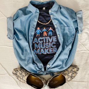 Active Music Maker Tee