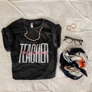 Teacher Musician Tee 2.0