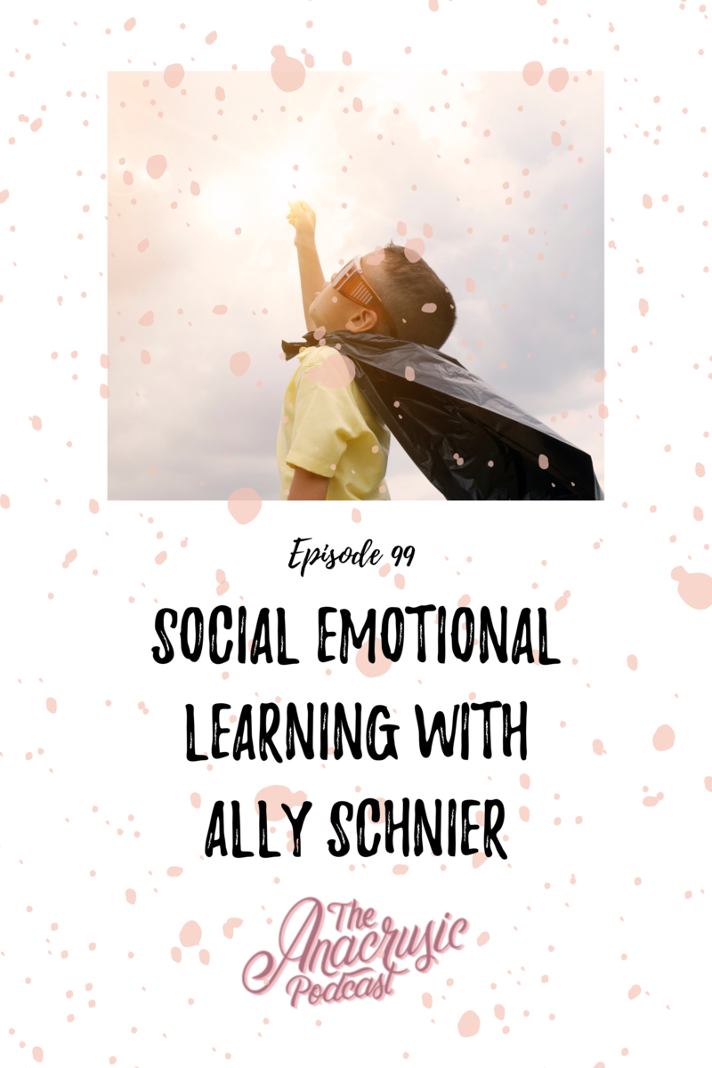 Read more about the article TAP 099 – Social Emotional Learning with Ally Schnier