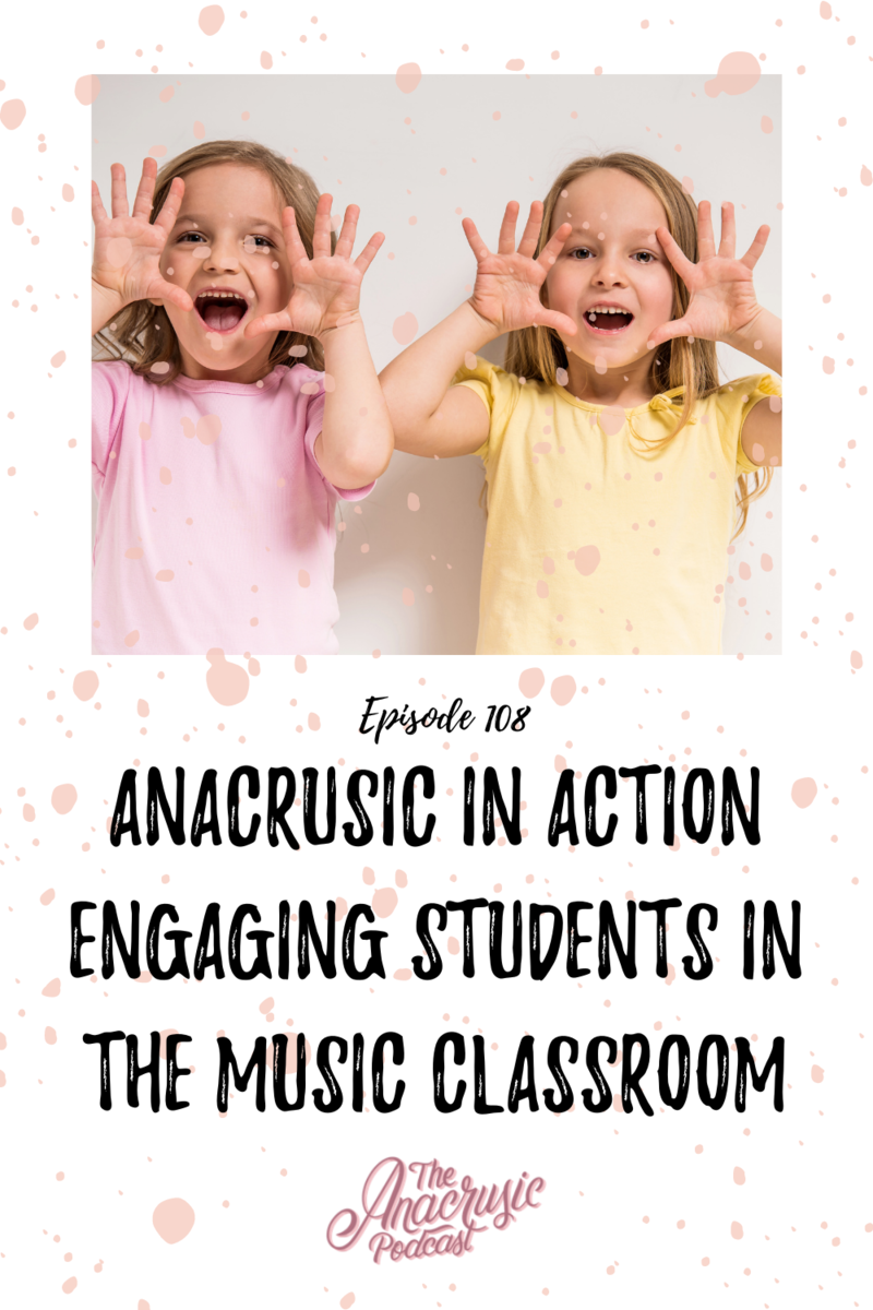 Read more about the article TAP 108 – AIA: Engaging Students in the Music Classroom