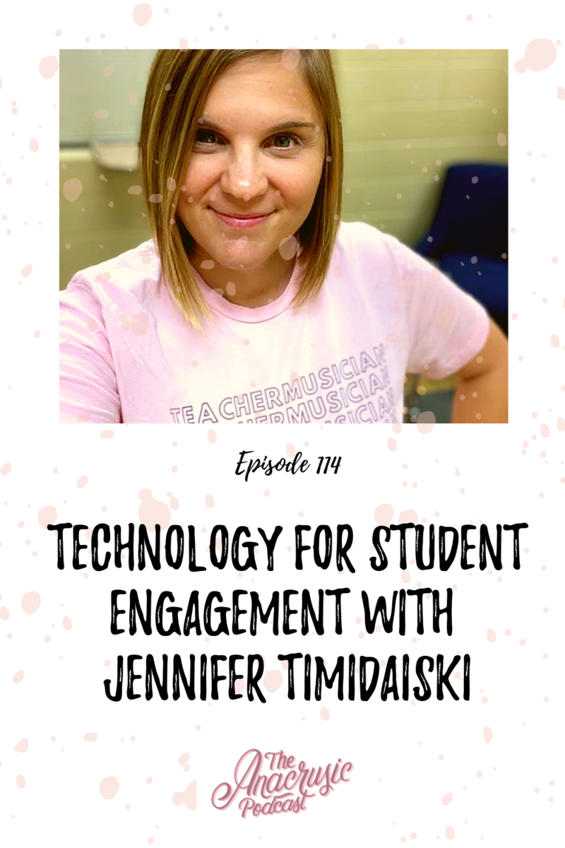 Read more about the article TAP 114 – Technology for Student Engagement with Jennifer Timidaiski